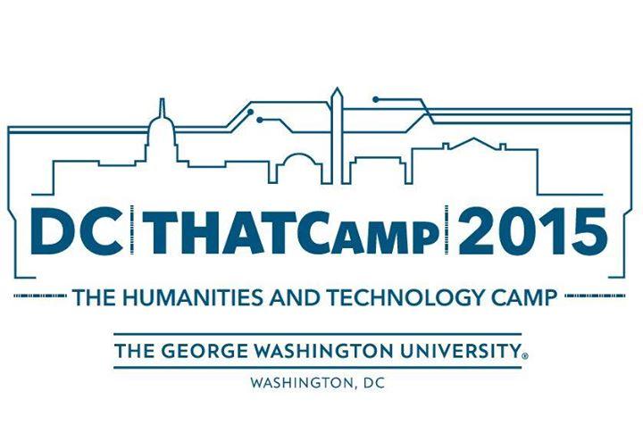 THATCamp DC 2015 banner