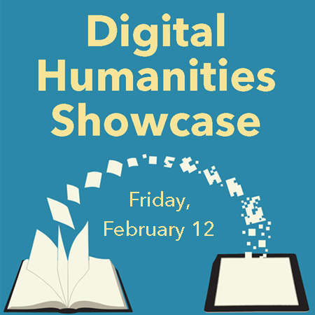 2016 Digital Humanities Showcase