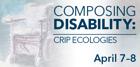 Composing Disability 2016 Banner Image
